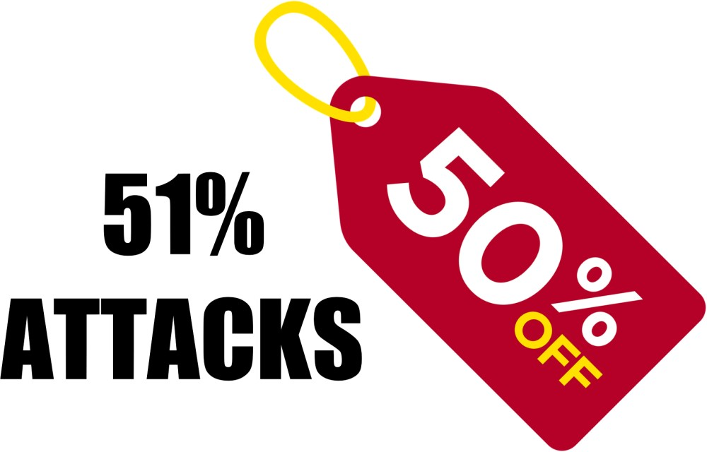 51% attacks half price
